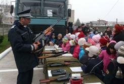 Ziua Portilor Deschise la Jandarmerie