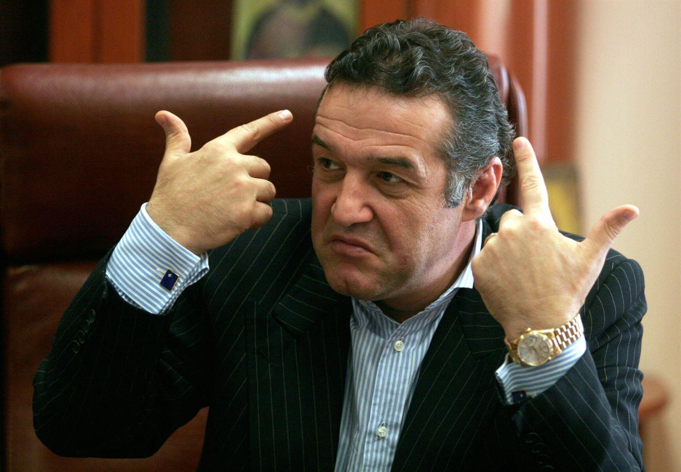 Gigi Becali nu va investi în fotbalul brăilean