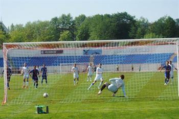 CF Braila a pierdut dintr-un penalty