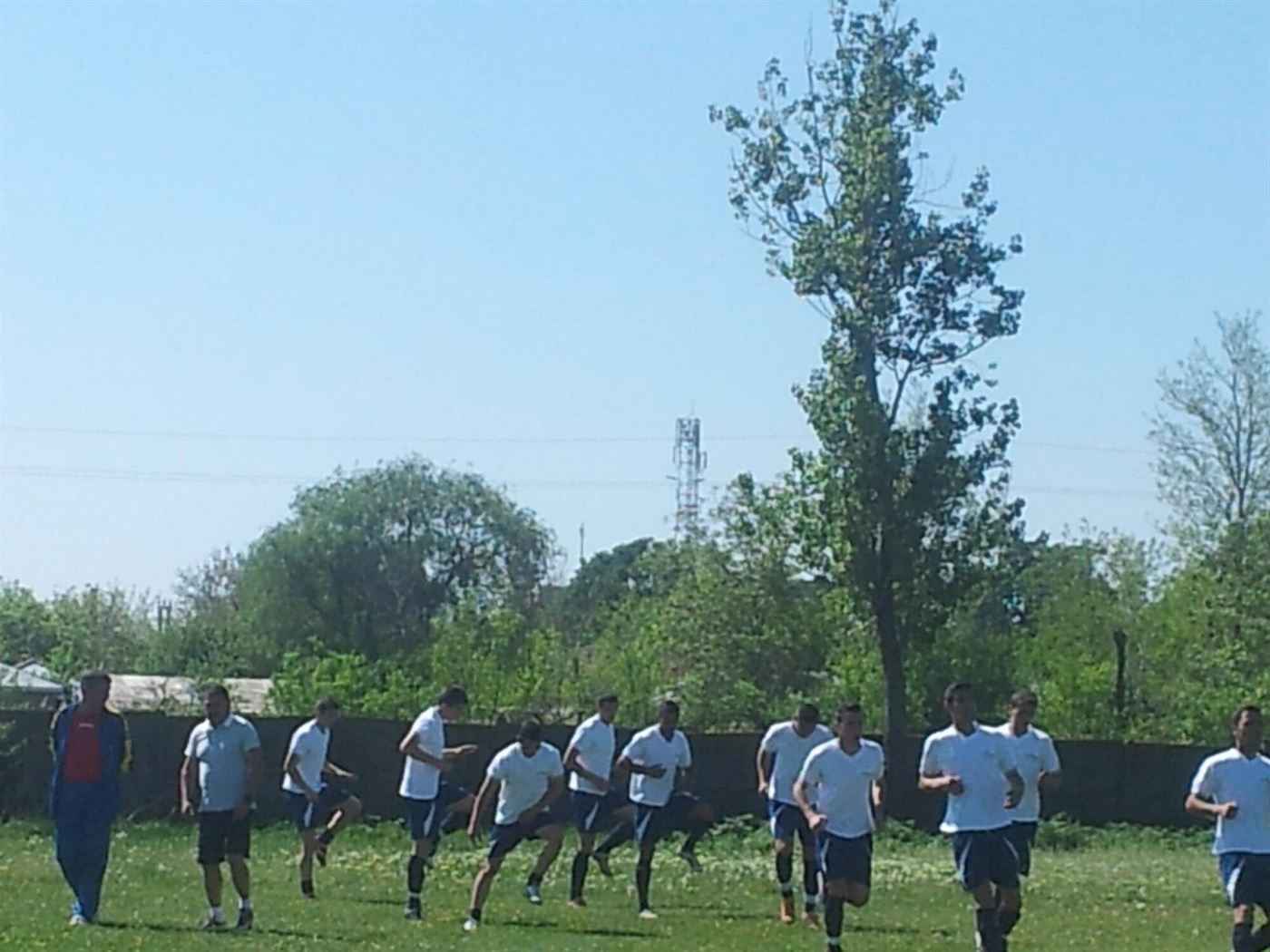 Ciresu, Insuratei, Movila Miresii si echipa arbitrilor s-au calificat in semifinale