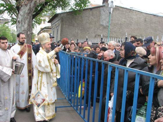 De azi incepe pelerinajul la Biserica Greaca