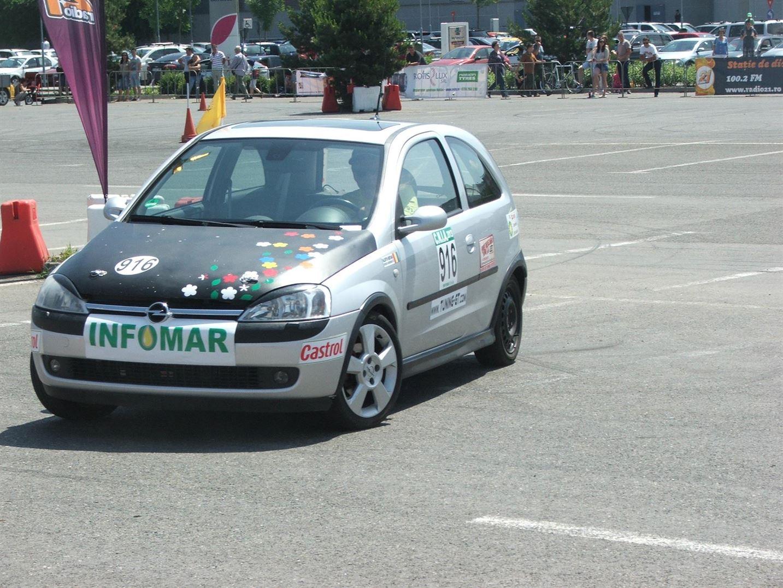 Etapa de automobilism sambata la Braila