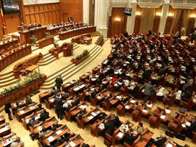 Patru locuri vacante in Parlament