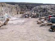 ECO prelucreaza zece sorturi de granit din Muntii Macinului