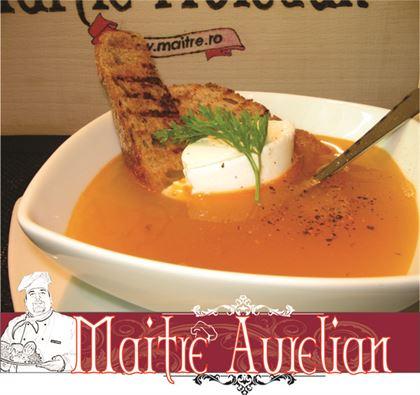 Supa de manzat