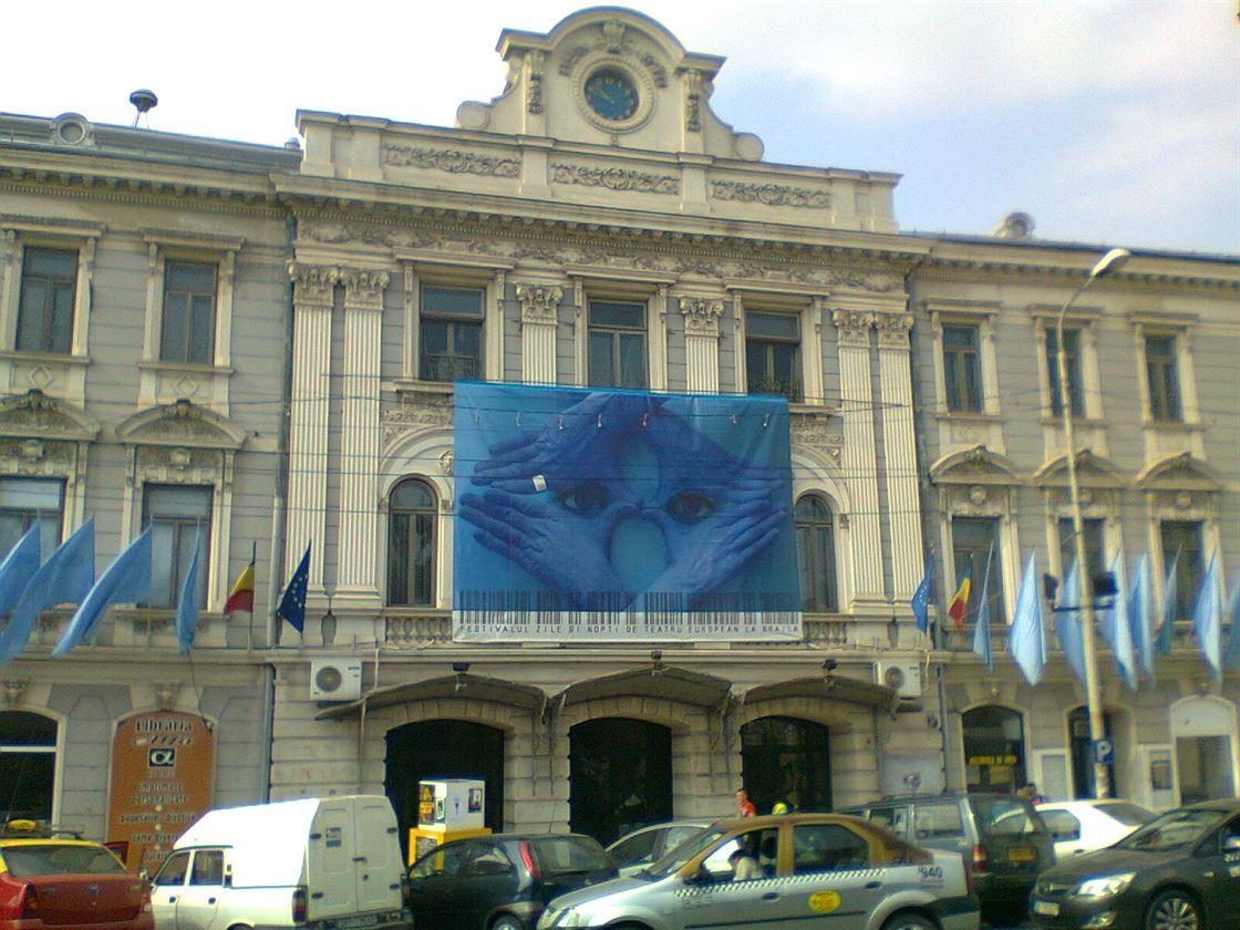 """Incepe cea de-a VIII-a editie a Festivalului """"Zile si Nopti de Teatru European"""""""