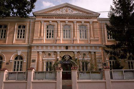 Colegiul National Nicolae Balcescu Braila aniverseaza 150 de ani de existenta