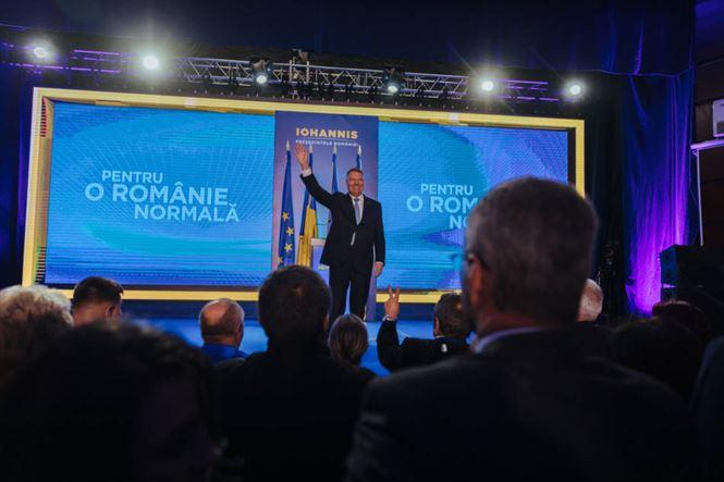 Klaus Iohannis a explicat ce înseamnă o Românie normală