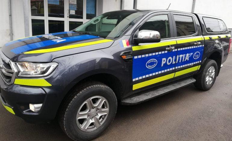 Poliția Animalelor a primit în dotare o autoutilitară