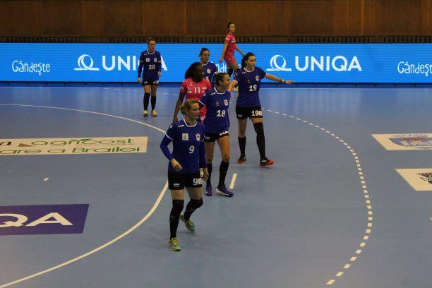HC Dunărea nu trebuie să piardă la Fleury dacă vrea să mai spere la calificarea în sferturile EHF European League