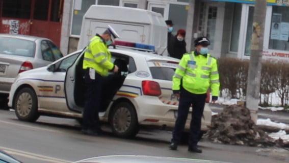 Polițiștii brăileni au legitimat 1.074 de persoane și au controlat 277 de vehicule