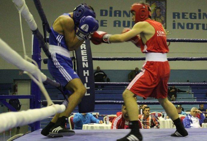 Brăileanul George Dan va boxa astăzi pentru accederea în finala Cupei României la tineret