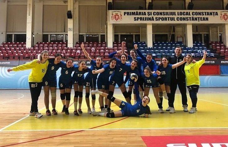 Junioarele III de la HC Dunărea, două victorii și o înfrângere la primul turneu din grupa C