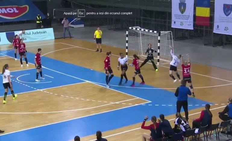 HC Dunărea obține o victorie de moral înainte meciului cu Kuban de sâmbătă