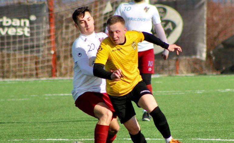 Viitorul Ianca a câștigat cu 4-0 amicalul cu SR Brașov