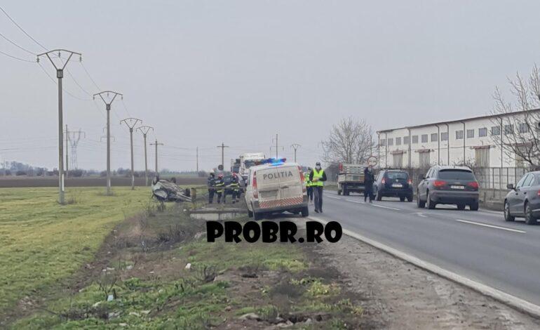 Accident cu două victime pe Șoseaua de Centură