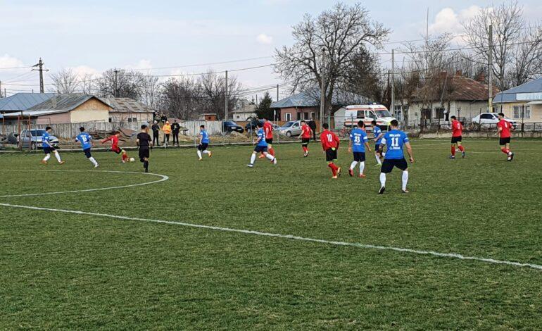 Sportul Chiscani învinsă pe teren propriu de o contracandidată la lupta pentru evitarea retrogradării