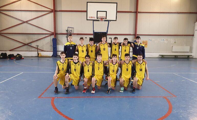 Baschetbaliștii de la Cuza Pirates U16 au participat la primul turneu al campionatului 2020-2021