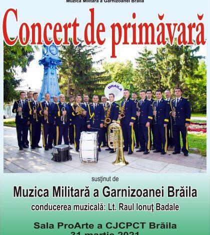 Concert de Primăvară online