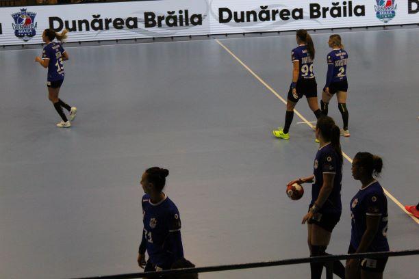 Cinci handbaliste de la Brăila la naționalele țărilor lor. Nicio jucătoare de la Dunărea Brăila nu a fost convocată la naționala României
