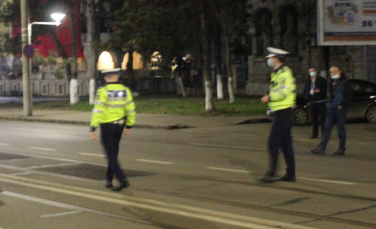 Polițiștii au aplicat ieri 72 de sancțiuni contravenționale