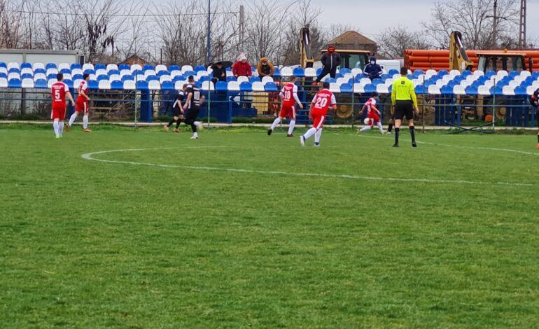 Sportul Chiscani învinsă pe teren propriu de CSM Focșani