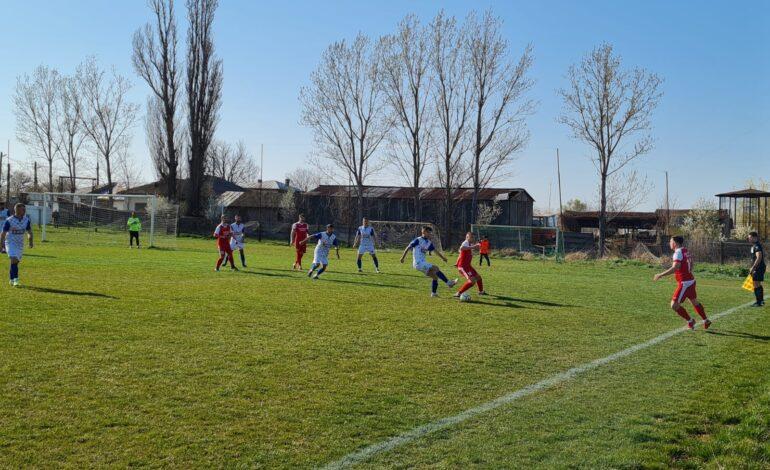 Sportul Chiscani a câștigat derby-ul codașelor de la Făurei