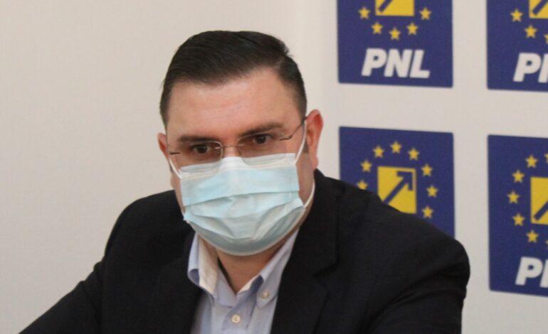 Alexandru Bucălău: Centrele de vaccinare din județul Brăila sunt arhipline