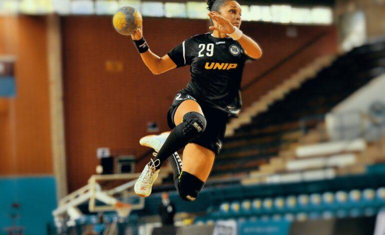 Brazilianca Francielle Gomes da Rocha  va juca următoarele două sezoane la HC Dunărea Brăila