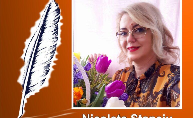 Moment artistic -Lapbook alături de Nicoleta Stanciu