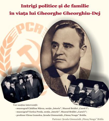 Intrigi politice și de familie în viața lui Gheorghe Gheorghiu-Dej
