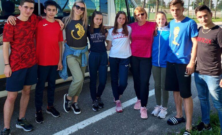 Primul concurs în aer liber pentru atleții brăileni