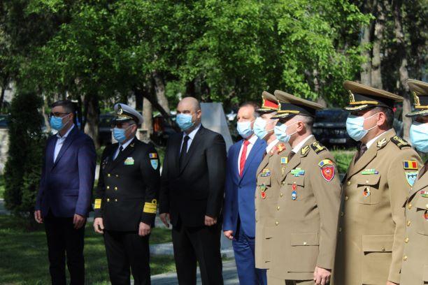 Galerie foto+video: Ziua de 9 mai sărbătorită astăzi la Brăila