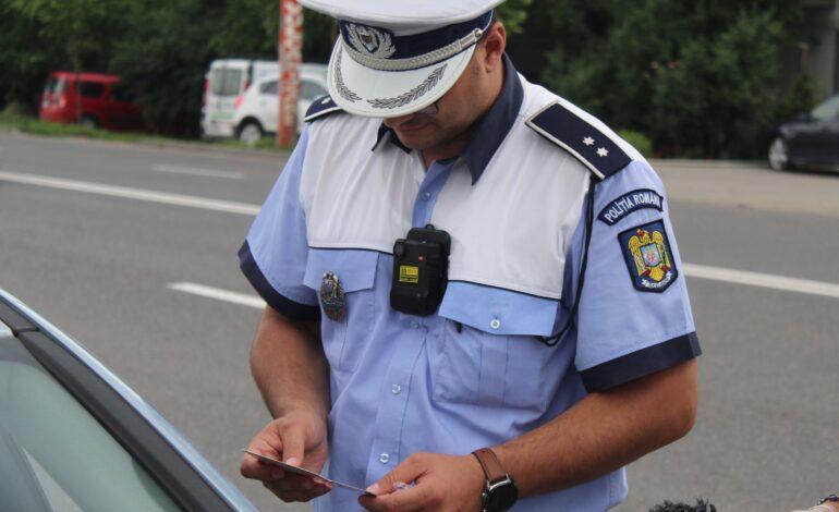 Polițiștii au reținut 19 permise de conducere