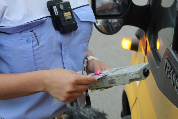 Șoferii au fost testați dacă au consumat alcool în ulrima zi a vacanței de Rusalii