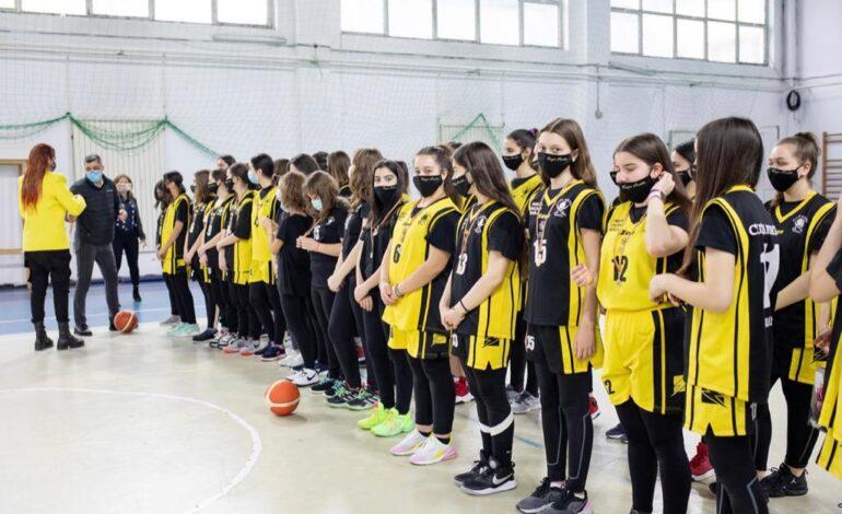 Cuza Pirates a incheiat sezonul 2020-2021 in care a aniversat si 5 ani de la infiintarea sectiei de fete