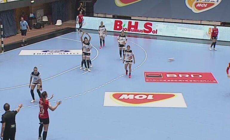 HC Dunărea a învins pe Gloria Buzău cu 31-29, dar a terminat sezonul pe locul 8