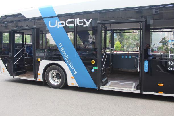 ATP Bus a început testarea primul autobuz electric românesc la Brăila