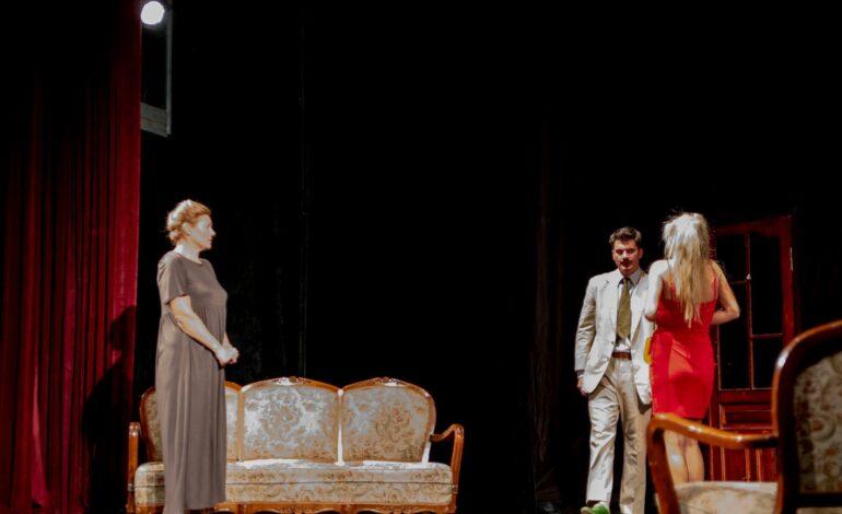 Trei spectacole de excepție la Teatrul Maria Filotti