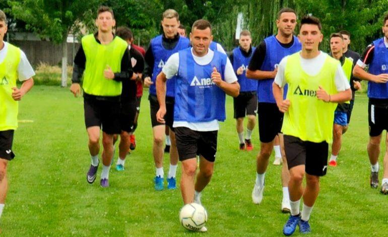 Viitorul Ianca a început pregătirile pentru noul sezon de Liga 3