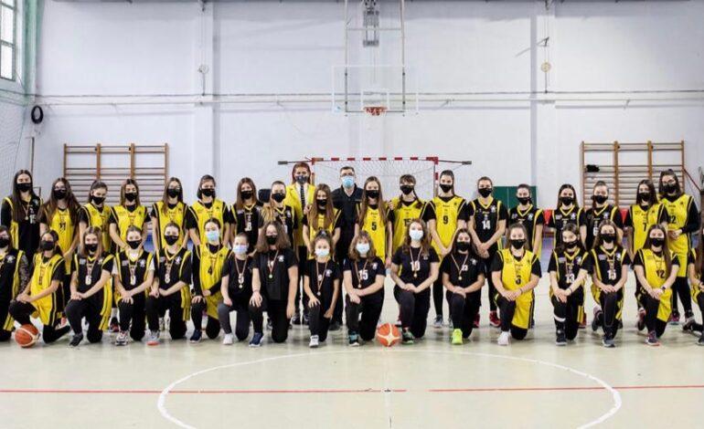 Cuza Pirates Brăila merge la Festivalul Național de minibaschet cu 3 echipe