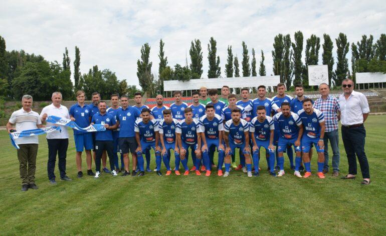 Dacia Unirea Brăila a semnat un parteneriat cu Al Dahra – Agricost, cu două zile înaintea primului meci oficial, cu CS Comunal Șelimbăr