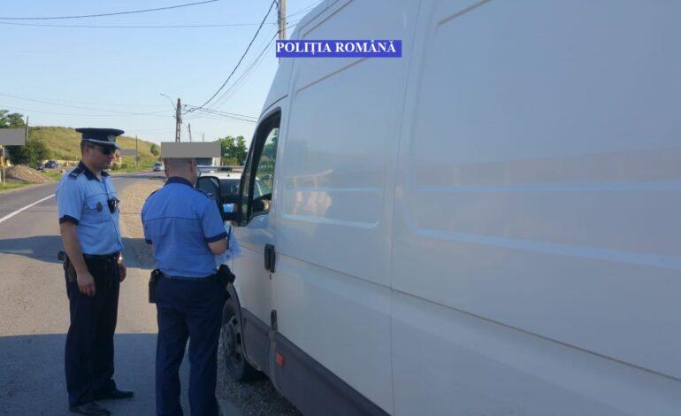 Acțiuni ale polițiștilor și jandarmilor pentru prevenirea și combaterea faptelor antisociale