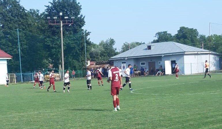 Viitorul Ianca a câștigat cu 4-2 (2-1) pe Victoria Traian și s-a calificat în turul 2 al Cupei României