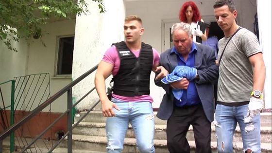 Criminalul femeii din Brăila a fost arestat preventiv pentru 30 de zile