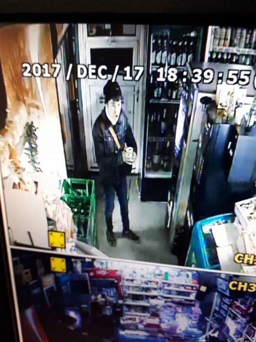 Suspectul care a amenintat o vanzatoare cu un cutit, cercetat in stare de libertate