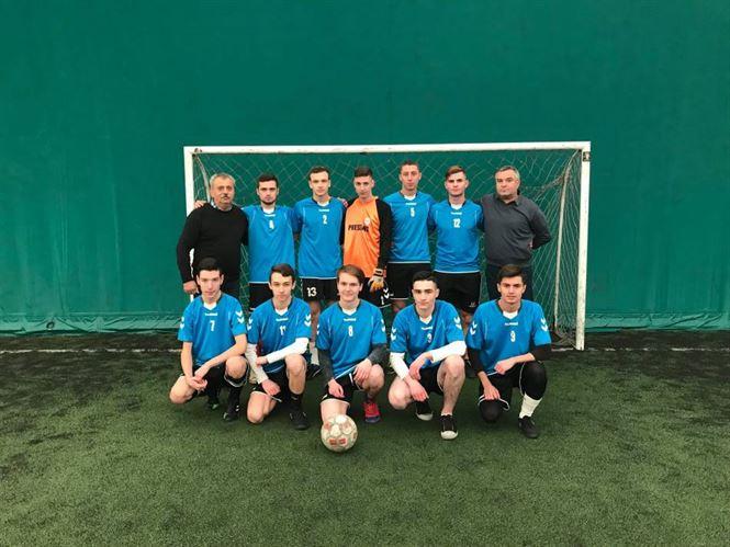 Liceul Nicolae Iorga a castigat faza judeteana a ONSS la fotbal nivel liceal