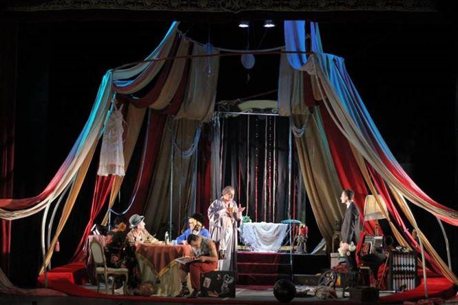 Doua comedii in acest weekend pe scena Teatrului Maria Filotti