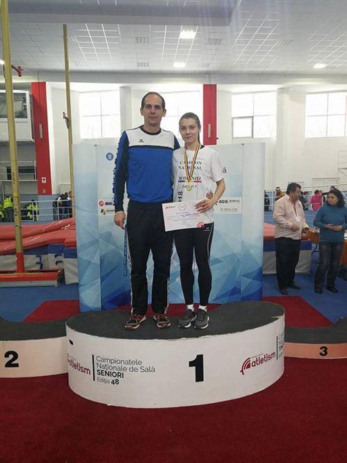 Cinci medalii pentru atletismul brailean la nationalele de juniori 1