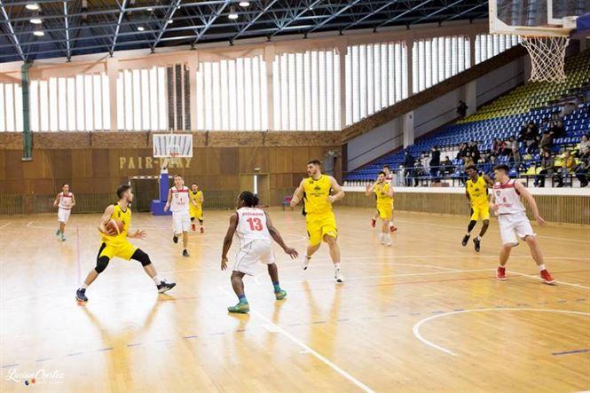 Cuza Sport Braila a castigat meciul cu Sighetu Marmatiei cu 77-48